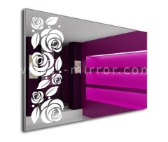 Зеркало Nina, LED подсветка