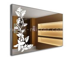 Зеркало Erminia, LED подсветка