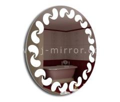 Зеркало Isotta, LED подсветка