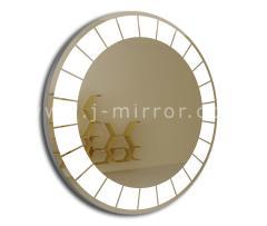 Зеркало Genesia, LED подсветка