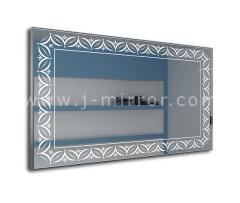Зеркало Elvia, LED подсветка