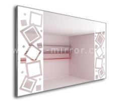Зеркало Miriam, LED подсветка
