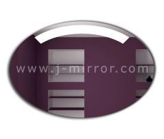Зеркало Vera, LED подсветка