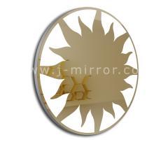 Зеркало Sole, LED подсветка