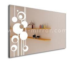 Зеркало Miranda, LED подсветка