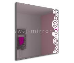 Зеркало Irene, LED подсветка