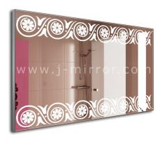 Зеркало Morgana, LED подсветка
