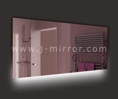 Зеркало Shape 04 + нижний амбилайт