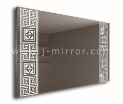 Зеркало Dionisia, LED подсветка