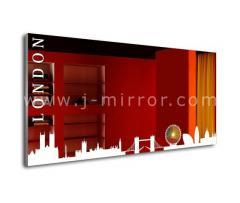 Зеркало London, LED подсветка