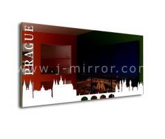 Зеркало Prague, LED подсветка