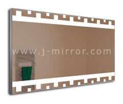 Зеркало Mirta, LED подсветка