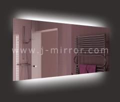 Зеркало Shape 04 + амбилайт верх-низ