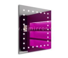 Зеркало LED Star 05, LED подсветка