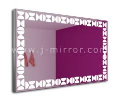 Зеркало Dianora, LED подсветка