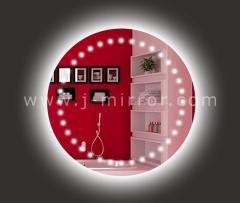 Зеркало LED Star 04 + амбилайт