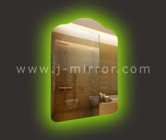 Зеркало Sibilla + амбилайт RGB