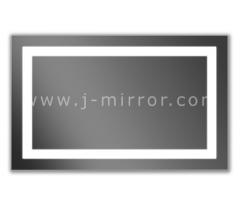 Зеркало EcoLED 03 50x80