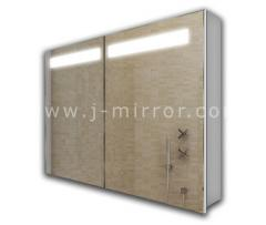 Зеркальный шкафчик Benedetto