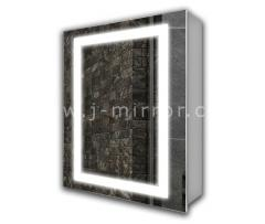 Зеркальный шкафчик Leonardo