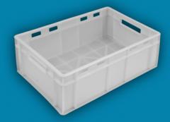 Формовани и лити кутии от пластмаса