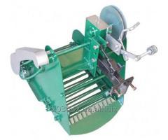 Kartofelekopalka conveyor for the minitractor and