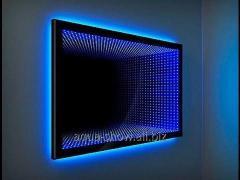 Зеркало с эффектом бесконечности (Зеркало - тоннель)