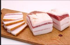 Crude bacon