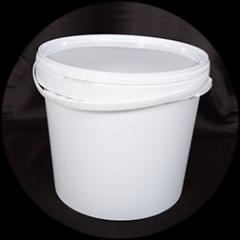 Bucket 20 l, plastic for honey