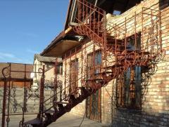 Допоміжні спорудження для ремонтно-будівельних робіт