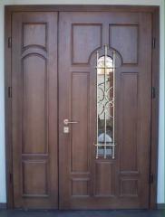 Металлические двери, решётки, навесы