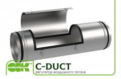 Регулятор воздушного потока C-DUCT-125 для