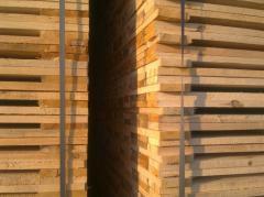 Pallet preparation (a board for pallets, vegetable