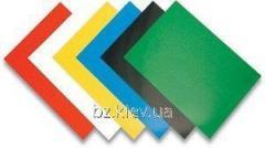 Картонная обложка Капитал А4 глянец желтая, 100 шт