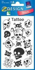 Водонепроницаемые временные переводные татуировки