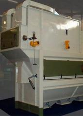 Ситовый сепаратор и барабанный сепаратор