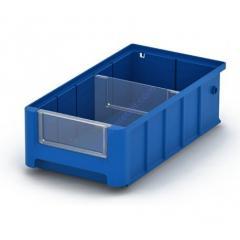 Полочные пластиковые контейнеры