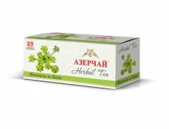 Чай Азерчай травяной фенхель и анис 20 пак.