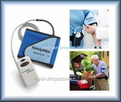 The device for monitoring of arterial pressure of
