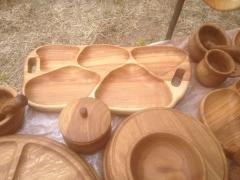 Деревянная посуда, Ровно