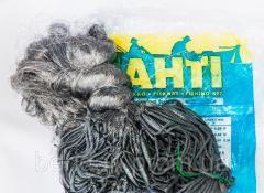 Рыболовная сеть Финская АНТI трехстенки 20 ячейка,