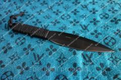 Нож метательный боевой спецназ,толстый клинок