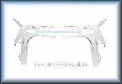 Gynecologic mirrors of KleenSpec with
