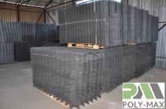 Grid masonry 60х60х2,3 (2х0.5) m