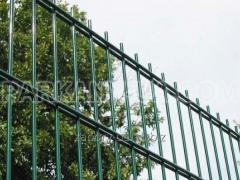 Забор секционный КОЛЬЧУГА панельный из сварной