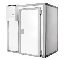 Modular refrigerators.