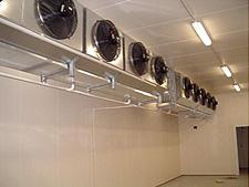 Оборудование для промышленного холода.
