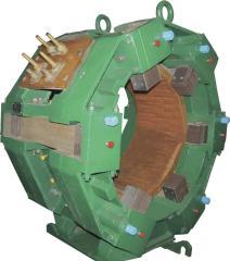 Heater (rolls, rollers) induktsinny. It is used