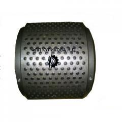 Обечайка ролика гранулятора ОГМ-1,5