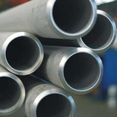 Seamless pipes made of high-temperature alloys
